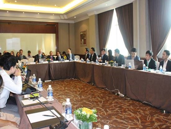 Workshop seeks to boost CLMV cyber cooperation hinh anh 1