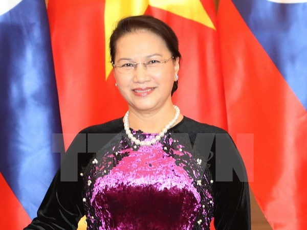 Participation in IPU-137 shows VN's dynamism in parliamentary diplomacy hinh anh 1