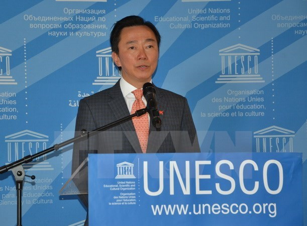 Vietnam withdraws run for UNESCO Director General position hinh anh 1