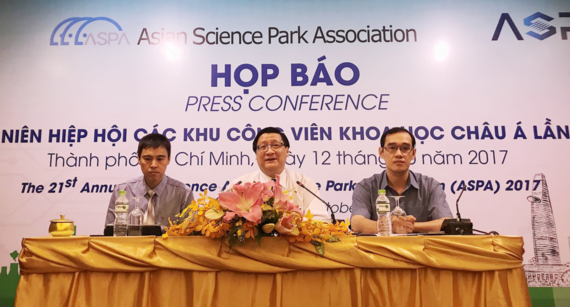 HCM City to host 21st Asian Science Park Association conference hinh anh 1