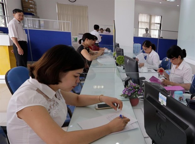 Finance, banking, insurance industry grows strongly hinh anh 1