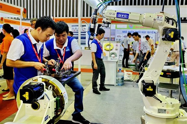 Metalex Vietnam 2017 draws over 500 int'l brands hinh anh 1