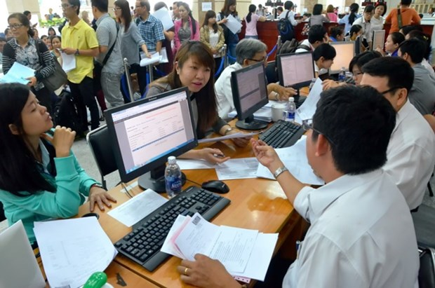 HCM City welcomes more than 29,900 newly established firms hinh anh 1