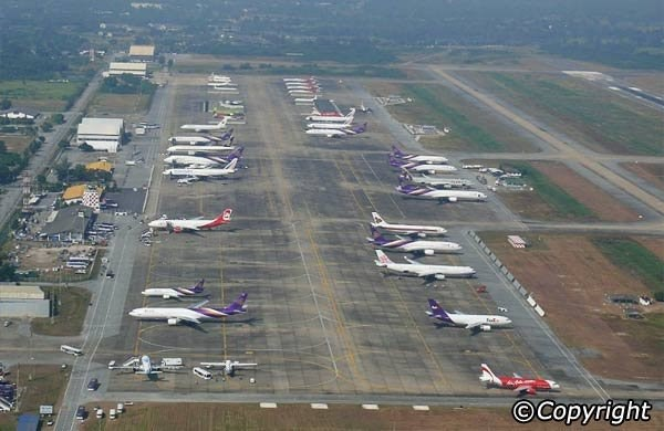 U-Tapao Airport ready to host Air Race 1 World Cup Thailand 2017 hinh anh 1