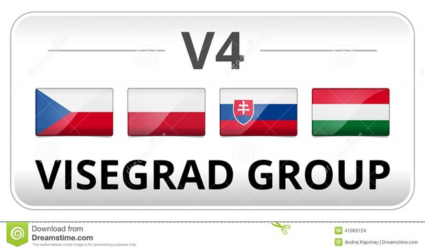 Visa centre for Visegrad Group opens in HCM City hinh anh 1