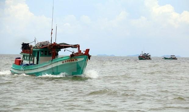 Malaysia detains 10 Vietnamese fishermen hinh anh 1