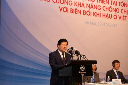 Vietnam encourages communal engagement in disaster risk reduction hinh anh 1
