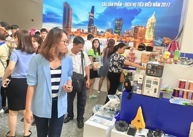 Entrepreneurs Day honours 57 firms hinh anh 1