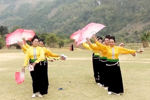 Traditional cultural values of ethnics in northwestern region promoted hinh anh 1