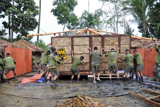 Philippine army: Marawi battle to end soon hinh anh 1
