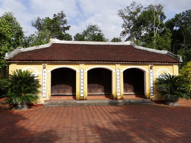 Scholar's memorial house to be renovated hinh anh 1