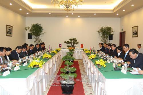 HCM City, Luang Prabang beef up cooperation hinh anh 1