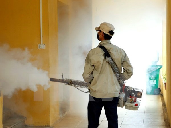 Preventive measures against dengue fever prove effective hinh anh 1