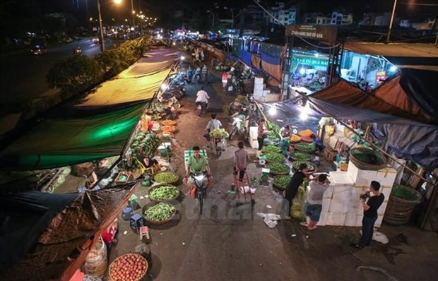 Hanoi to build five more agricultural wholesale markets hinh anh 1