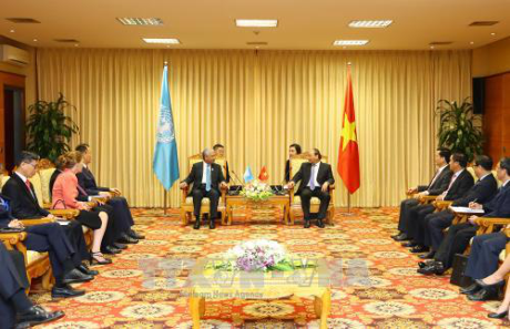 Vietnam highlights UN's central role: PM hinh anh 1