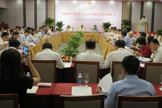 Economic committee prepares reports for NA's coming session hinh anh 1