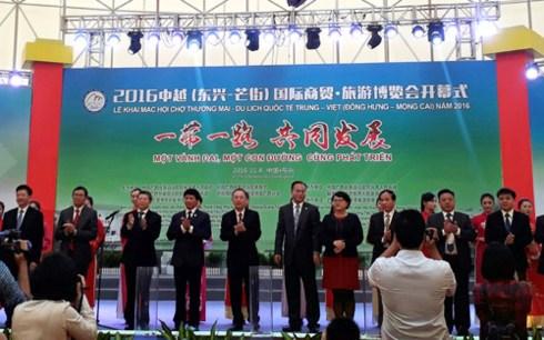 Quang Ninh to host Vietnam-China trade fair hinh anh 1