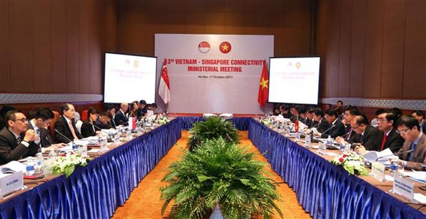 Vietnam, Singapore bolster economic connectivity, trade cooperation hinh anh 1