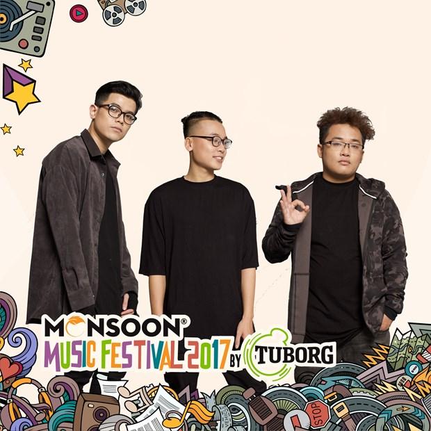 Monsoon Music Festival 2017 slated for November hinh anh 1