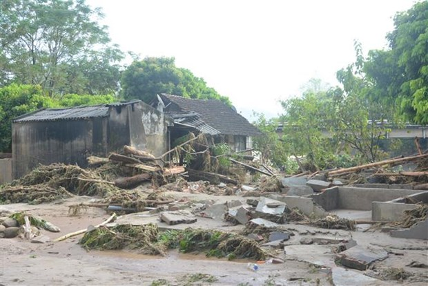 Vietnam Embassy in Indonesia raises funds for flood victims hinh anh 1