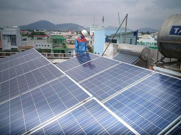 Da Nang to develop nation's first solar farm hinh anh 1