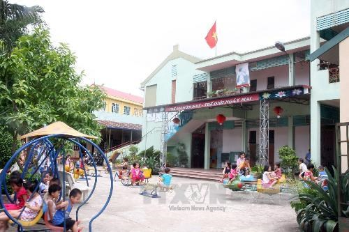 Two more cities complete new-style rural area building 2017 hinh anh 1