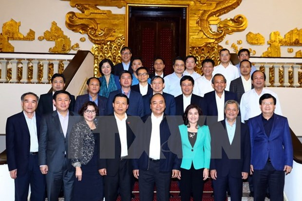PM reminds Bac Ninh to look towards hi-tech industrial province hinh anh 1