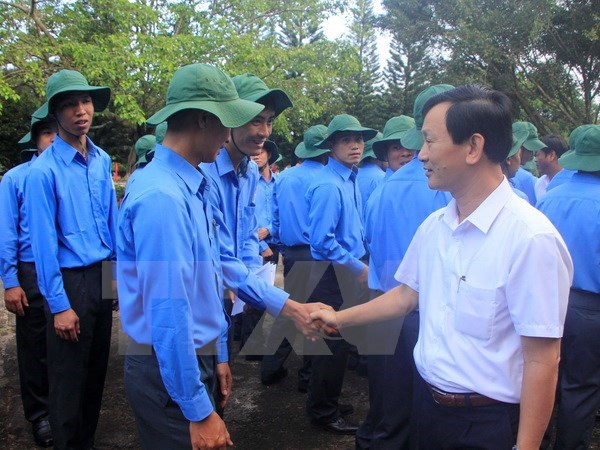 Efforts exerted to search for martyrs' remains in Cambodia hinh anh 1