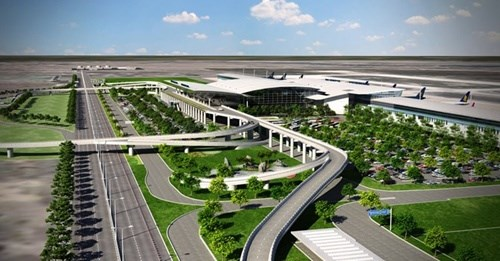 Quang Ninh: Van Don international airport to be operational in April 2018 hinh anh 1
