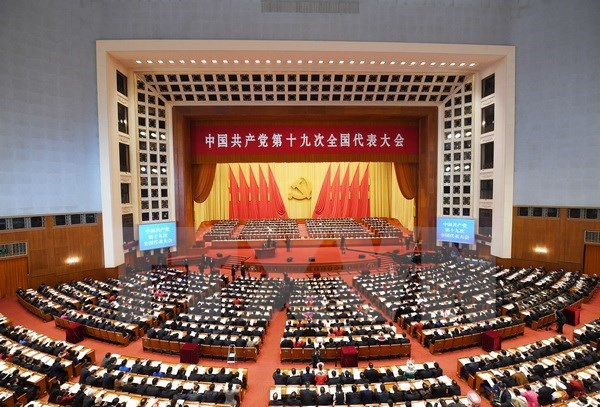 Vietnam congratulates China on 19th Party Congress hinh anh 1