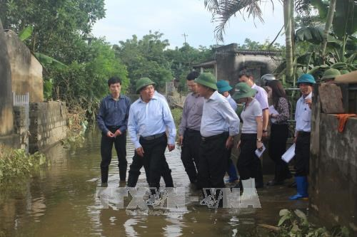 Thanh Hoa asked to keep close watch on disaster developments hinh anh 1