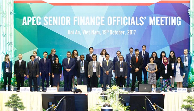 APEC Senior Finance Officials' Meeting opens in Quang Nam hinh anh 1
