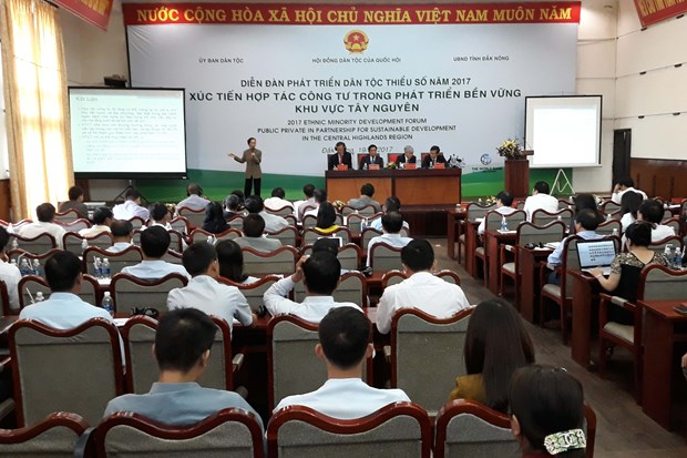 Central Highlands: PPP models sought to aid ethnic minority areas hinh anh 1
