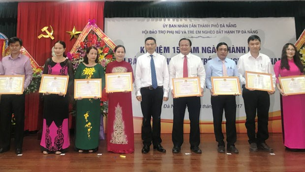 Da Nang: Nearly 1.75 trillion VND raised for poor women, children hinh anh 1
