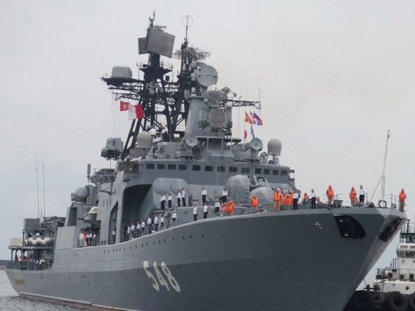 Russia provides military equipment for Philippines hinh anh 1