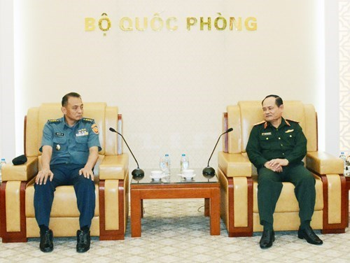 Vietnam, Indonesia to further defence strategy studies cooperation hinh anh 1