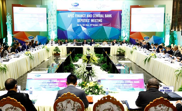 APEC 2017 Finance and Central Bank Deputies' Meeting kicks off hinh anh 1