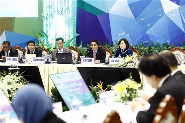 APEC 2017: Delegates laud Vietnam's financial cooperation initiatives hinh anh 1
