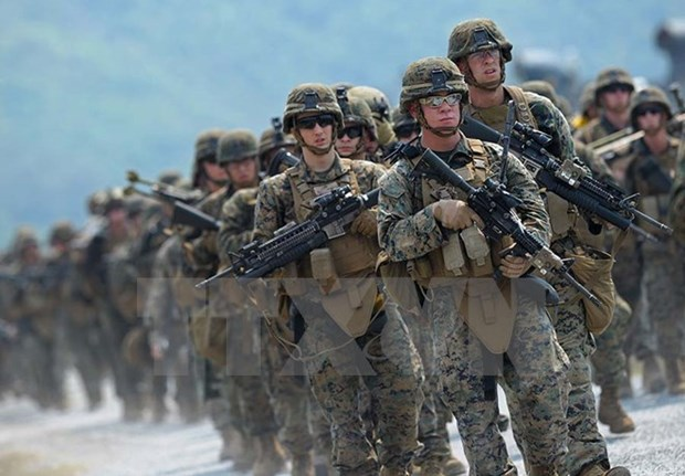 Thailand announces joint drill with US hinh anh 1