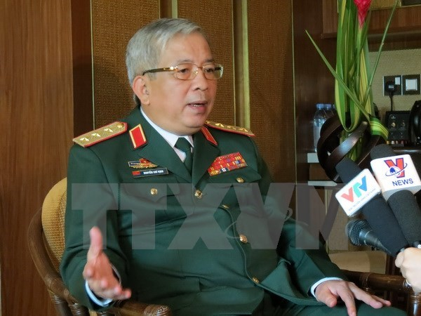 Policy dialogue intensifies Vietnam-US defence cooperation hinh anh 1