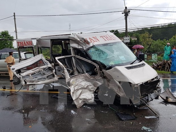 Traffic accidents kill 6,113 people in nine months hinh anh 1