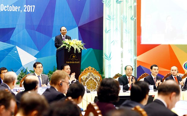 APEC 2017 Finance Ministers' Meeting opens in Quang Nam hinh anh 1