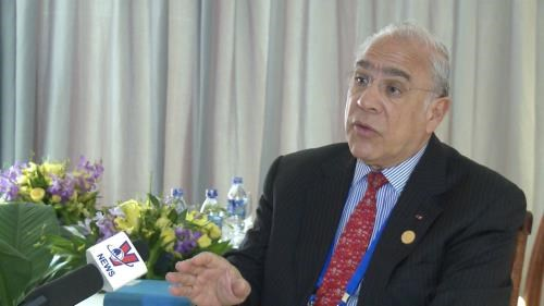 APEC 2017: OECD chief highlights investment in infrastructure hinh anh 1