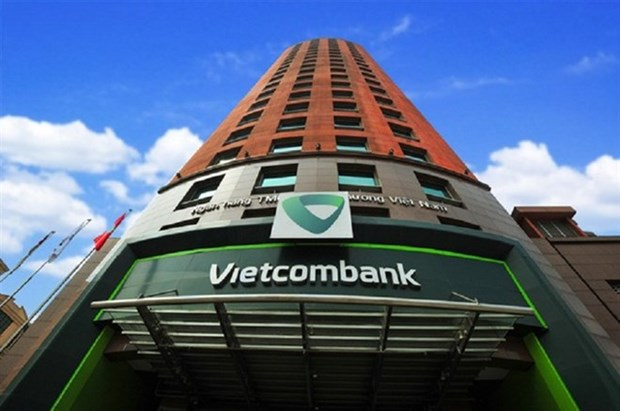 Vietcombank posts 7.9 trillion VND pre-tax profit in three quarters hinh anh 1