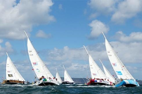Hong Kong-Nha Trang yacht race rounds off hinh anh 1