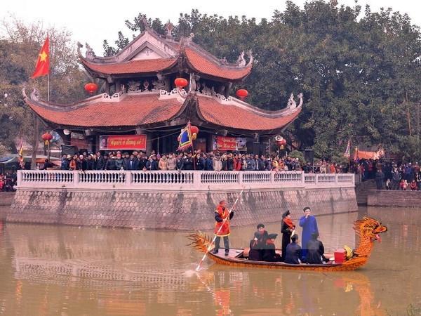 Bac Ninh promotes spiritual tourism potential hinh anh 1