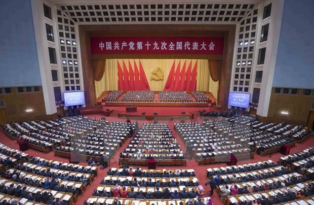 CPC National Congress positively impacts Vietnam-China ties hinh anh 1
