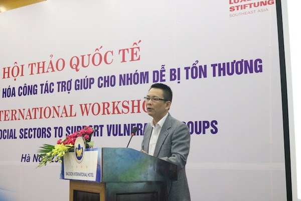 Workshop looks to boost support for vulnerable groups hinh anh 1