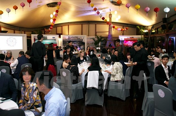Vietnam to host French culinary month hinh anh 1