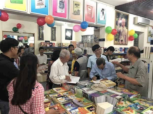 Book Week launched in HCM City hinh anh 1